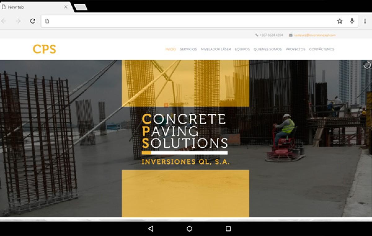 Concrete Paving Solutions